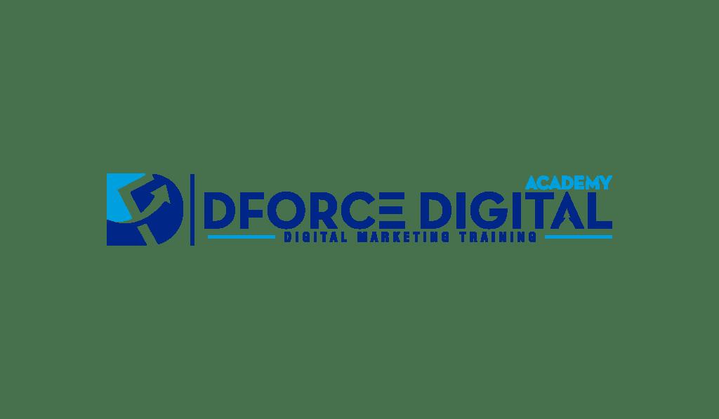 Dforce Digital Academy Logo