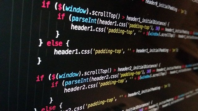 HTML coding for website