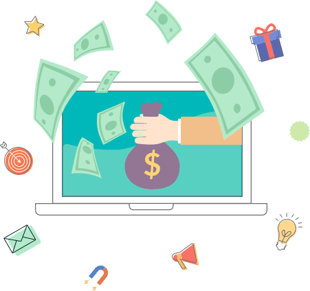 Affiliate marketing png